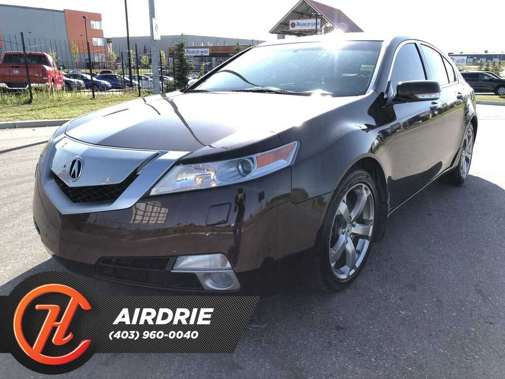 Pre-Owned 2009 Acura TL Base w/Technology Package