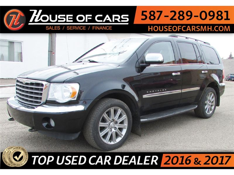 Pre-Owned 2007 Chrysler Aspen Limited Sport Utility in Medicine Hat ...