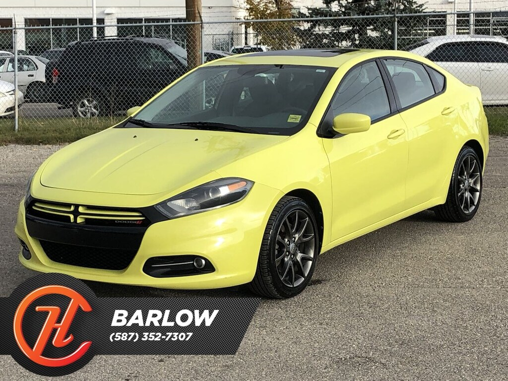 Pre-Owned 2013 Dodge Dart SXT / Back up cam / Bluetooth