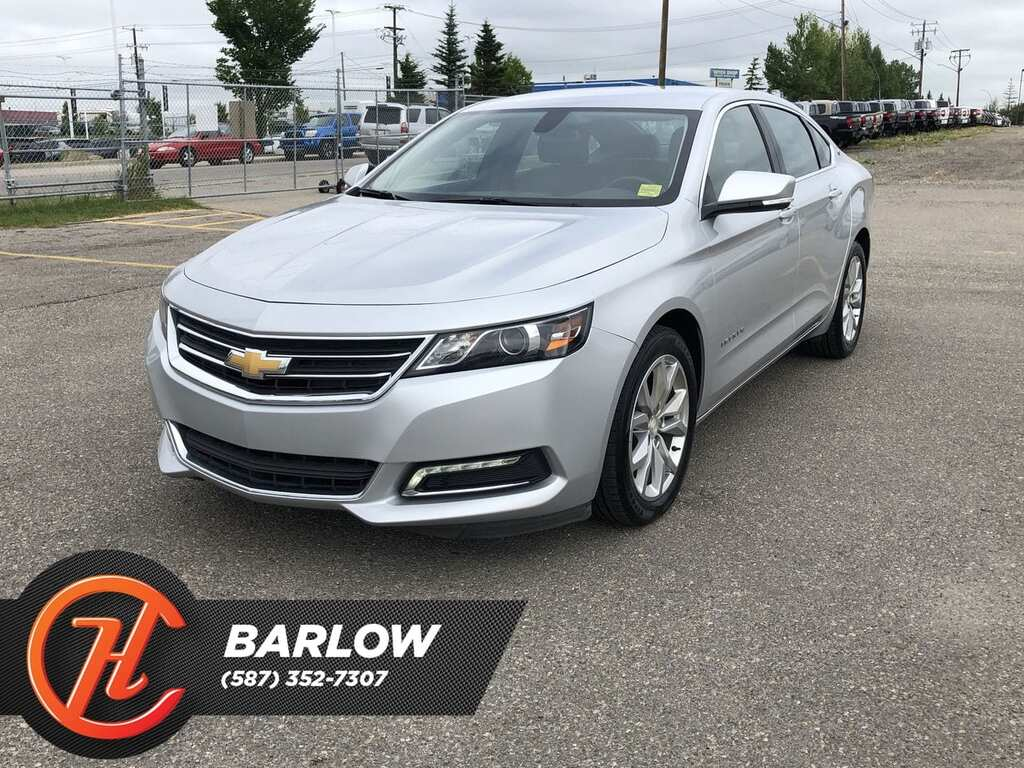 Pre-Owned 2019 Chevrolet Impala LT / Back up Camera / Bluetooth