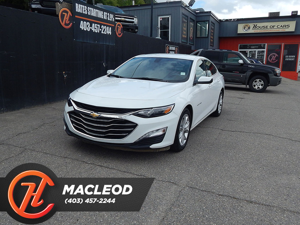 Pre-Owned 2019 Chevrolet Malibu LT BACKUP CAM BLUETOOTH