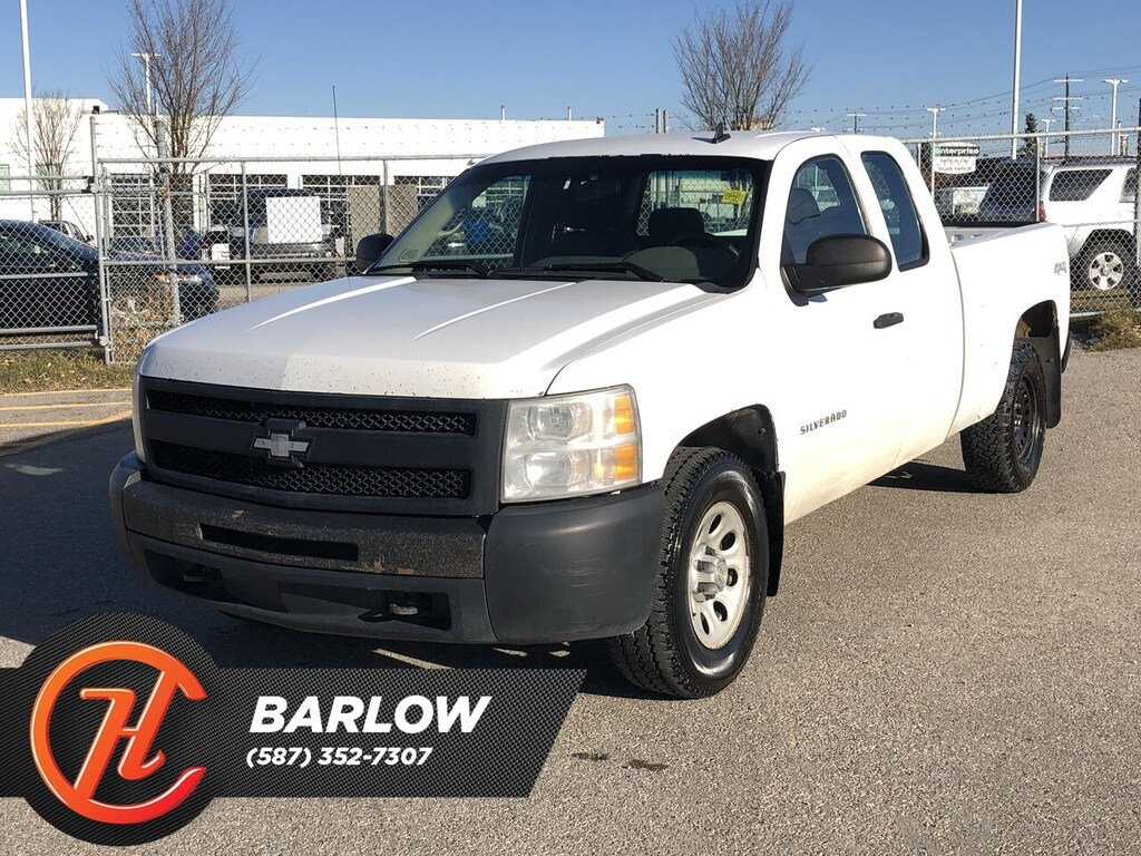Pre-Owned 2010 Chevrolet Silverado 1500 WT / Cruise