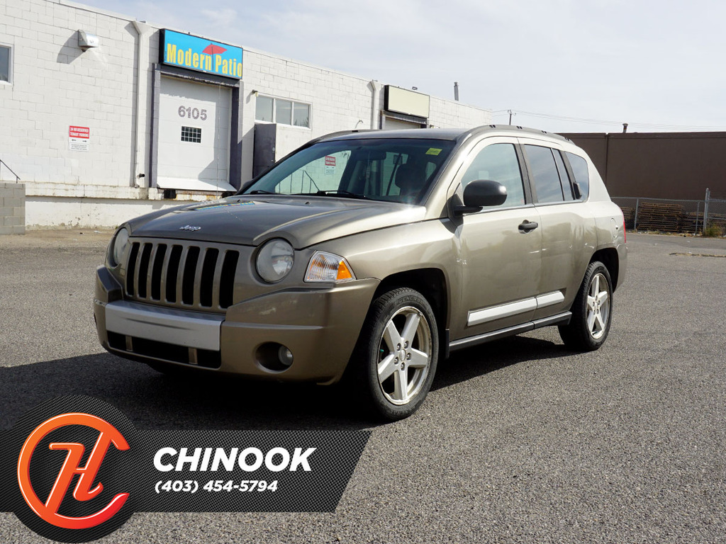 Pre Owned 2007 Jeep Compass 2wd 4dr Limited Sport Utility In Medicine Hat 4723 4 House Of Cars Medicine Hat