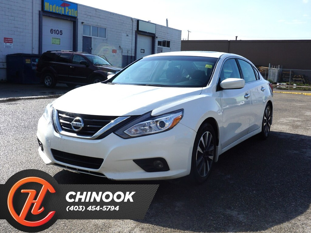 Pre Owned 2016 Nissan Altima Sv W Bluetooth Heated Seats Sunroof