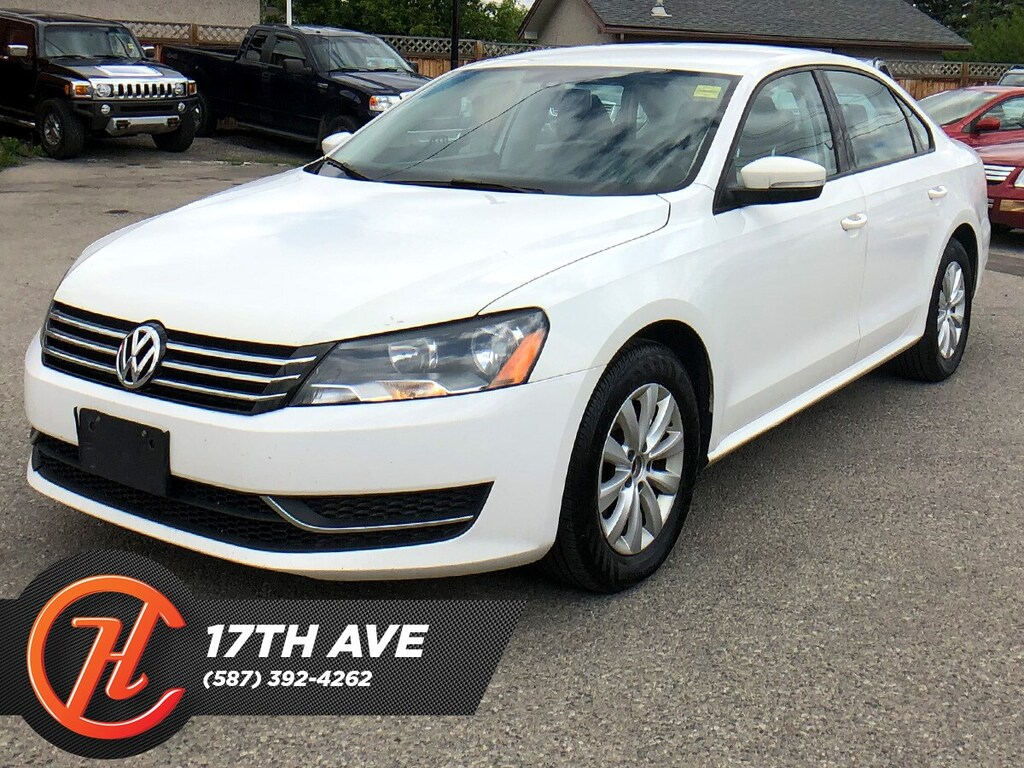 Pre-Owned 2013 Volkswagen Passat Trendline / Bluetooth / Heated seats