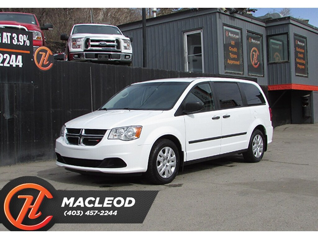 Pre-Owned 2014 Dodge Grand Caravan SE/SXT