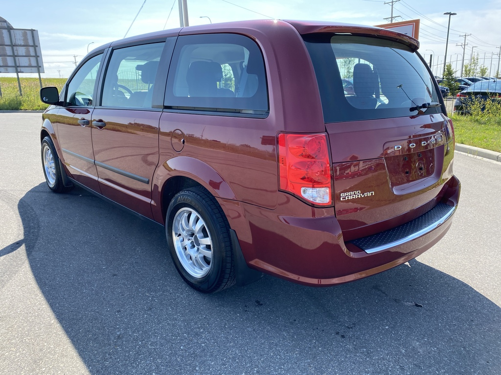 Pre-Owned 2016 Dodge Grand Caravan 4dr Wgn Canada Value Package