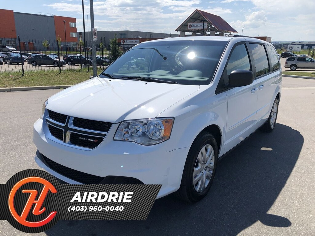 Pre-Owned 2017 Dodge Grand Caravan CVP/SXT