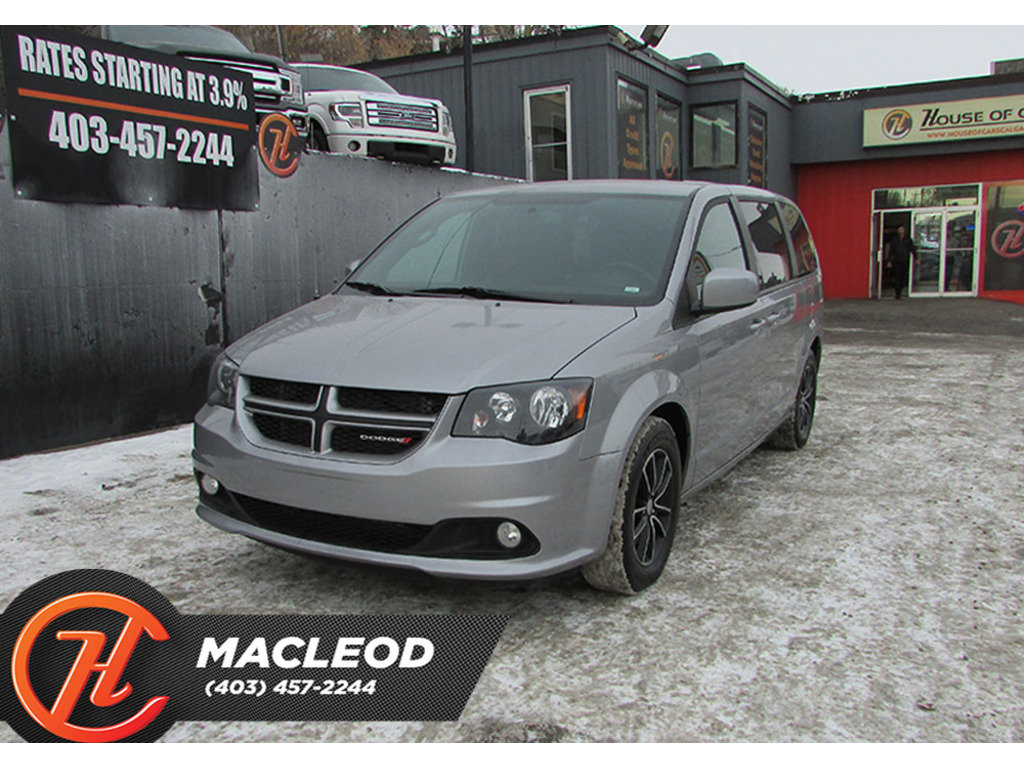 Pre-Owned 2018 Dodge Grand Caravan GT 2WD
