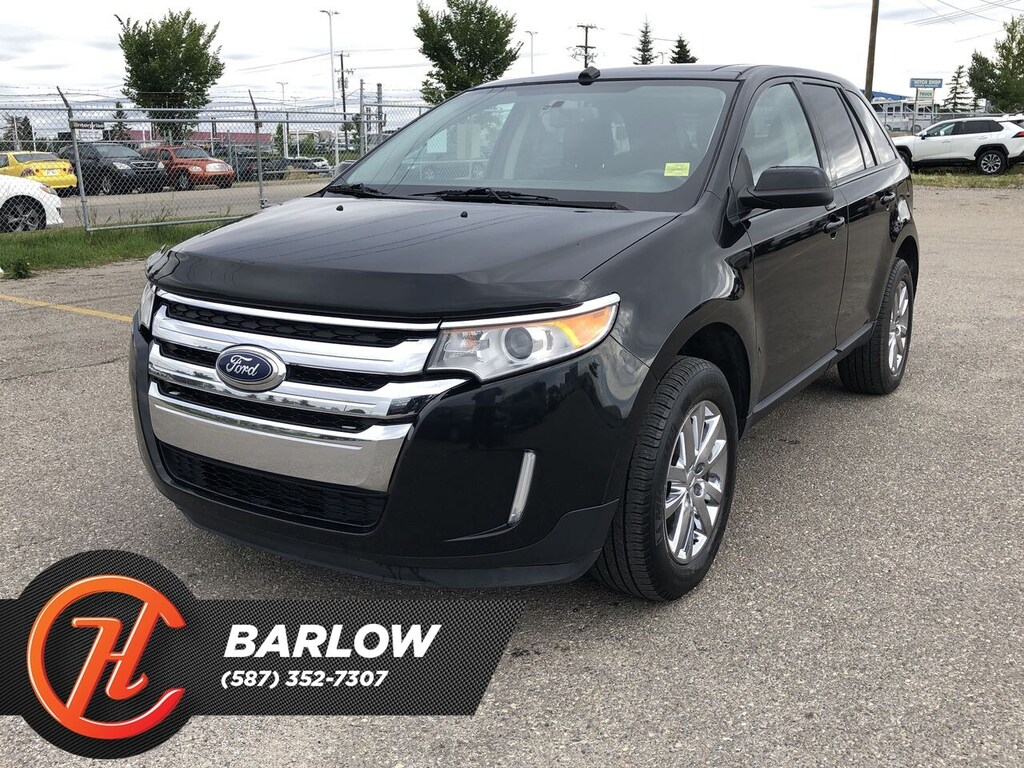Pre-Owned 2013 Ford Edge SEL / Back Up Camera / Heated Leather Seats /