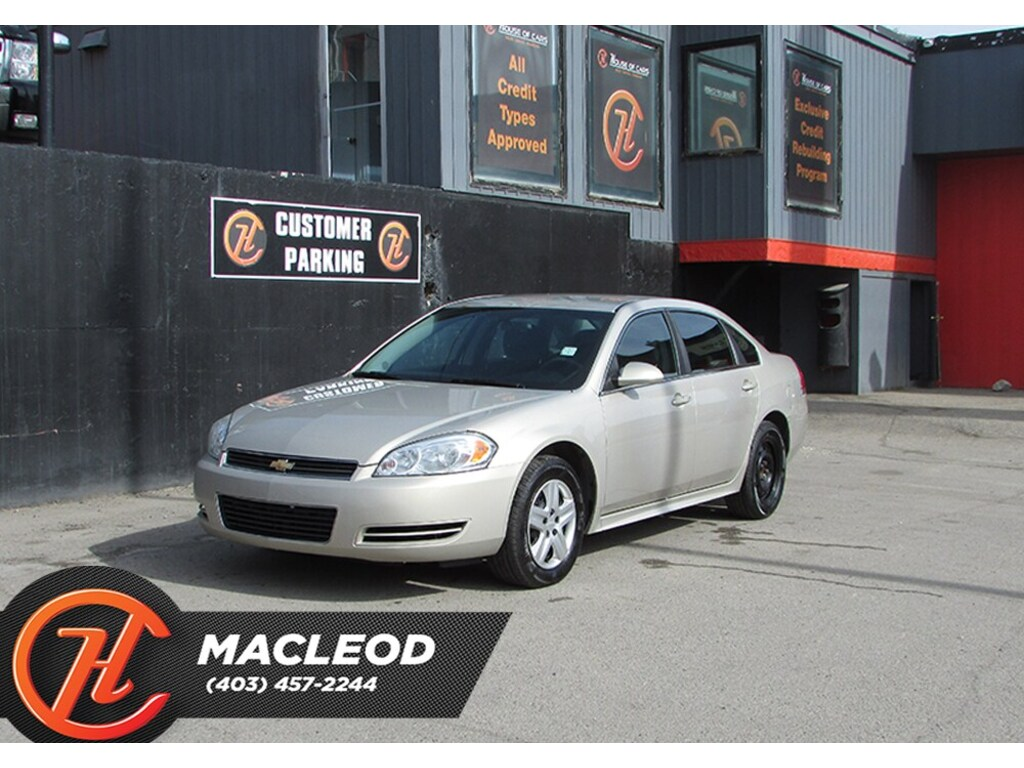 Pre-Owned 2011 Chevrolet Impala LS ( Mechanic Special )