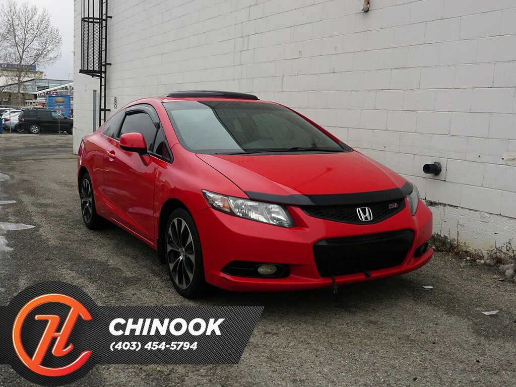 Pre-Owned 2013 Honda Civic Si w/ Heated Seats,Bluetooth,Navigation