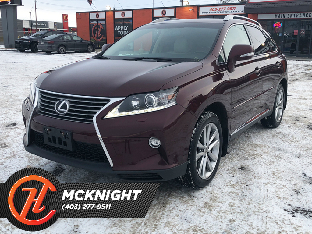 Pre-Owned 2015 Lexus RX 350 Leather / Sunroof / Nav