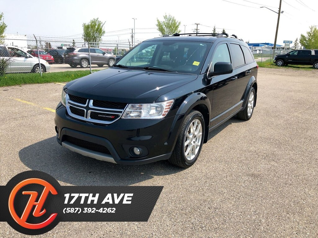 Pre-Owned 2014 Dodge Journey SXT / Back up Camera / 7 passengers