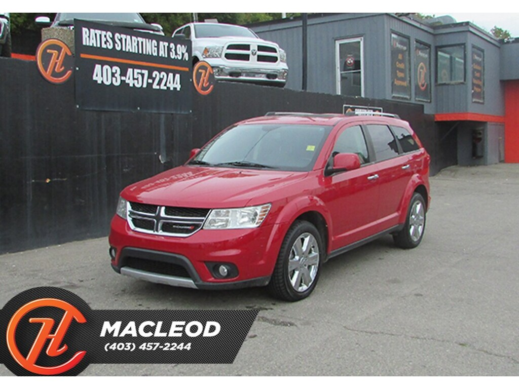 Pre-Owned 2015 Dodge Journey R/T BACKUP CAM/7 SEATS/PUSH START AWD