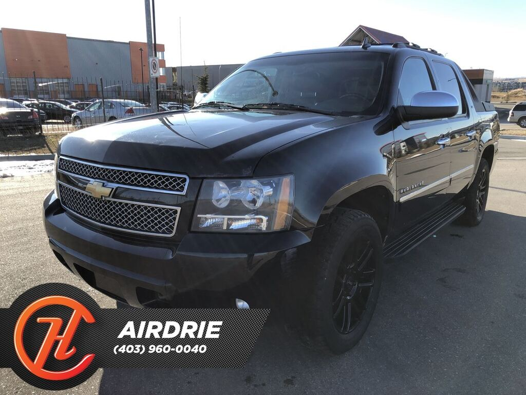 Pre-Owned 2010 Chevrolet Avalanche 1500 LTZ
