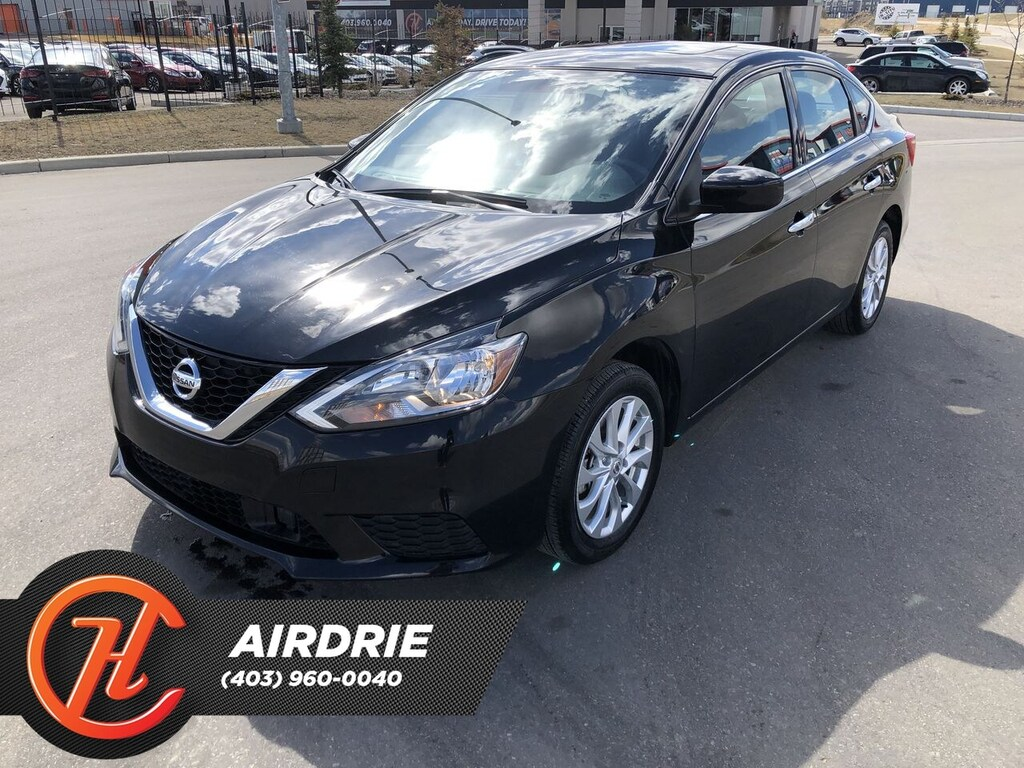 Pre-Owned 2018 Nissan Sentra 1.8 S