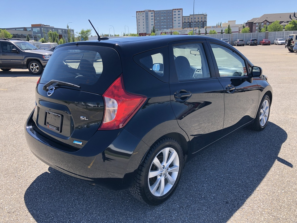 Pre-Owned 2014 Nissan Versa Note 5dr HB Auto 1.6 SV / Back up cam