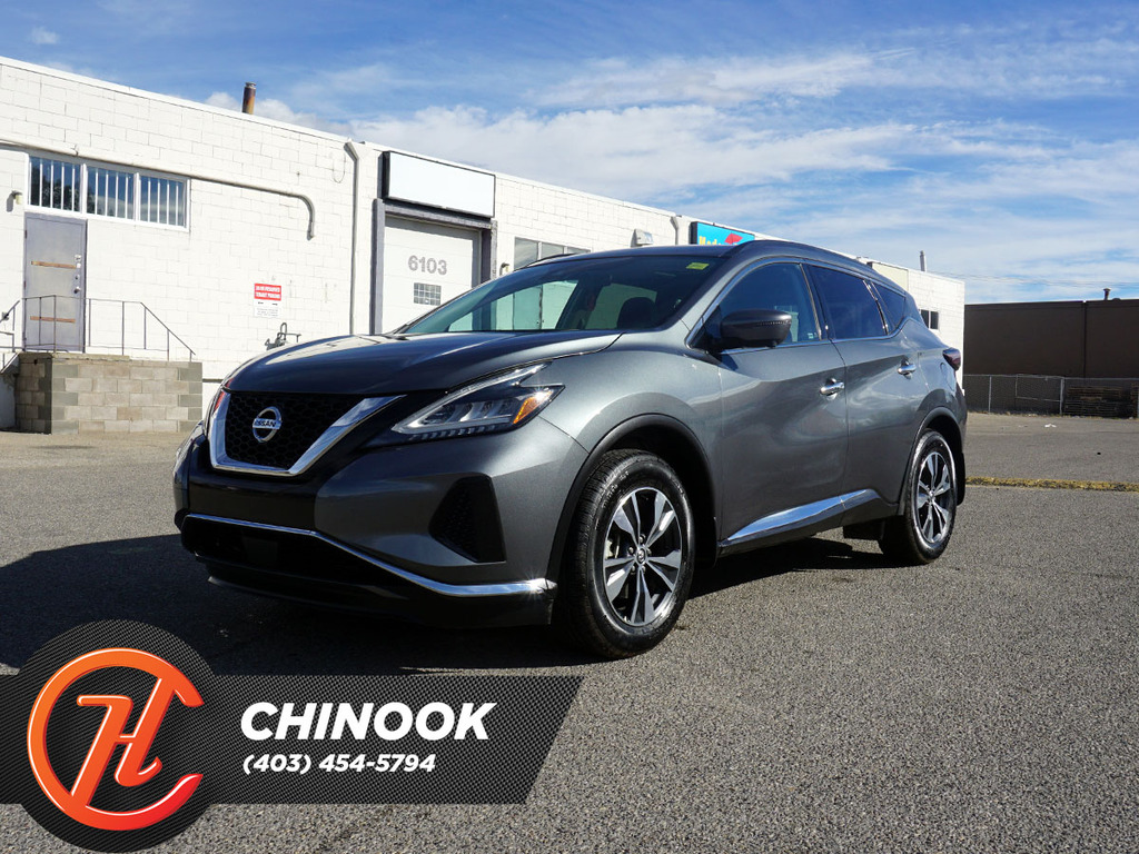 Pre-Owned 2020 Nissan Murano AWD SV