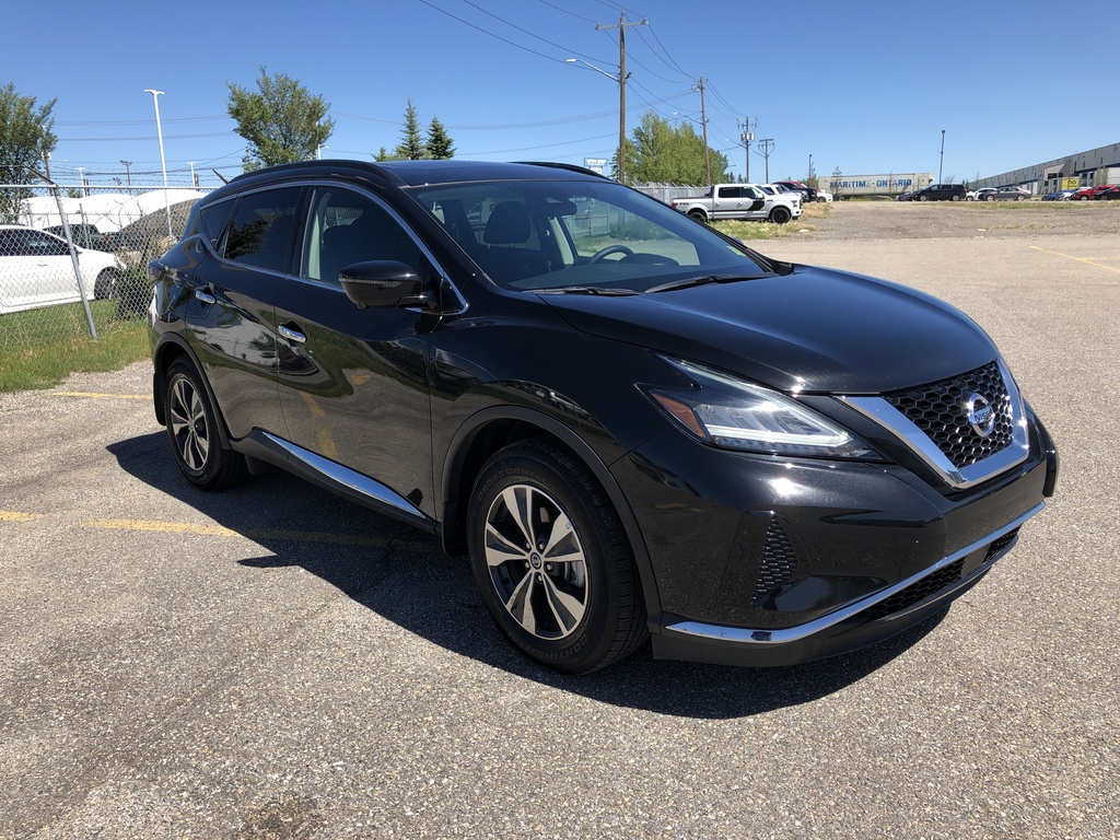 Pre-Owned 2020 Nissan Murano AWD SV / Navi / Sunroof