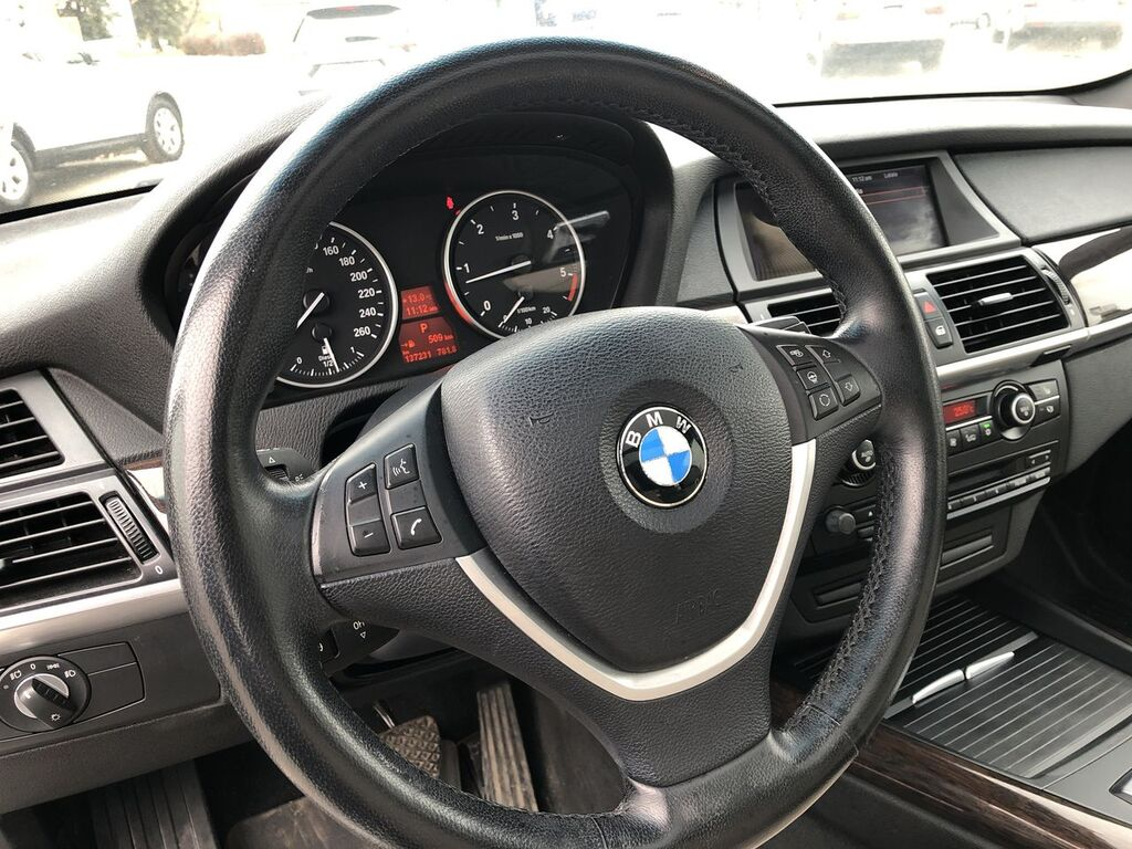 Pre-Owned 2011 BMW X5 Leather / Sunroof / Back up cam