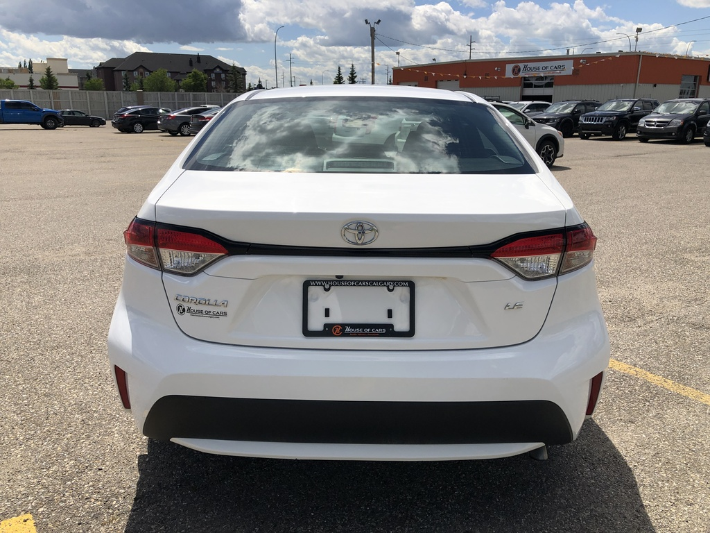 Pre-Owned 2020 Toyota Corolla LE CVT / Back up cam / Heated seats