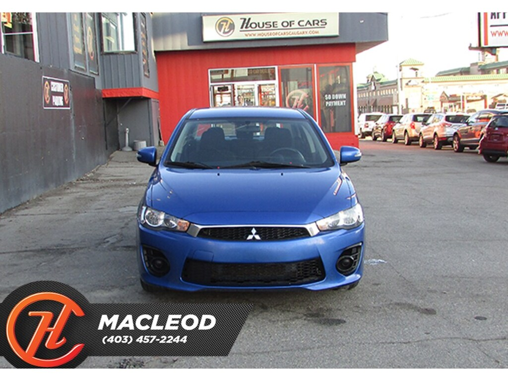 Pre-Owned 2017 Mitsubishi Lancer ES,Bluetooth,Heated seats,Back up cam