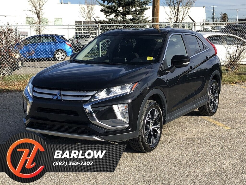 Pre-Owned 2019 Mitsubishi Eclipse Cross ES / Heated seats / Back up cam