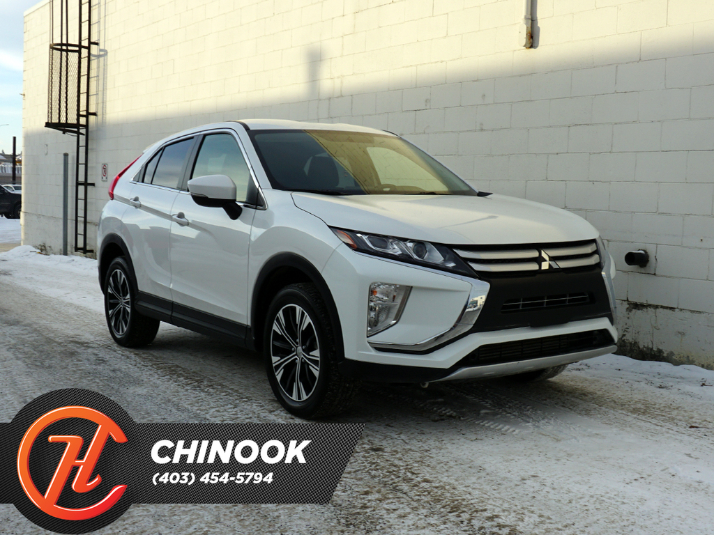Pre-Owned 2019 Mitsubishi Eclipse Cross SE S-AWC -Ltd Avail-