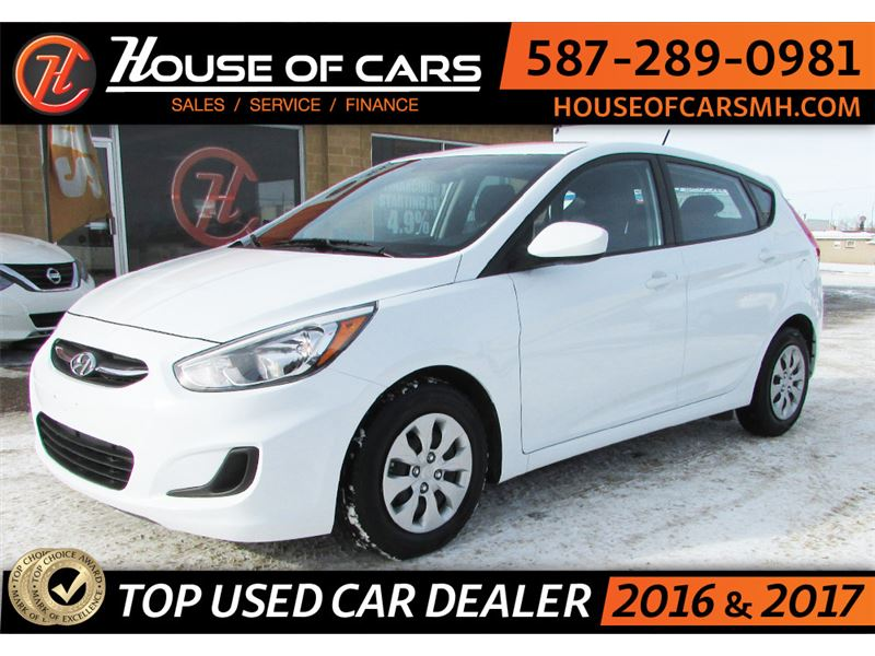 Pre-Owned 2017 Hyundai Accent SE 5-Door 6M & Pre-Owned 2017 Hyundai Accent SE 5-Door 6M Sedan in Medicine Hat ...