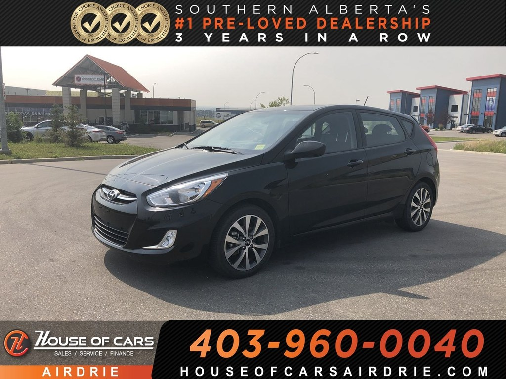 Pre Owned 2017 Hyundai Accent Se