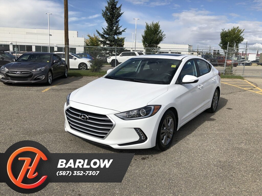 Pre-Owned 2018 Hyundai Elantra GL SE / Heated seats / Sunroof / Back up cam