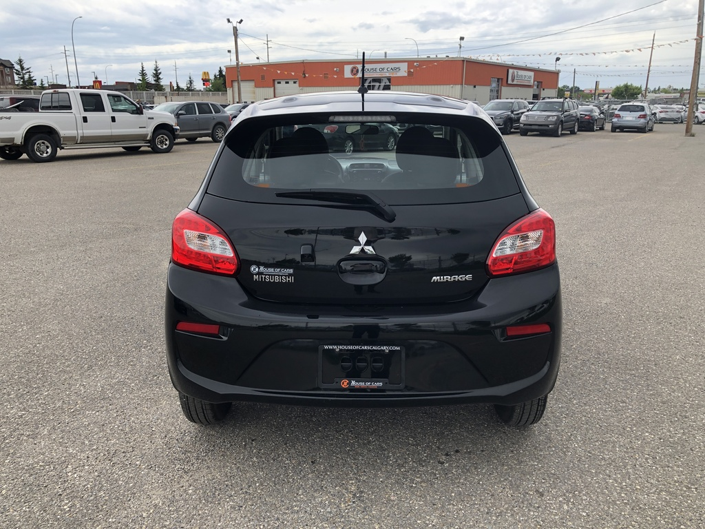 Pre-Owned 2019 Mitsubishi Mirage ES / Bluetooth / Back up Camera