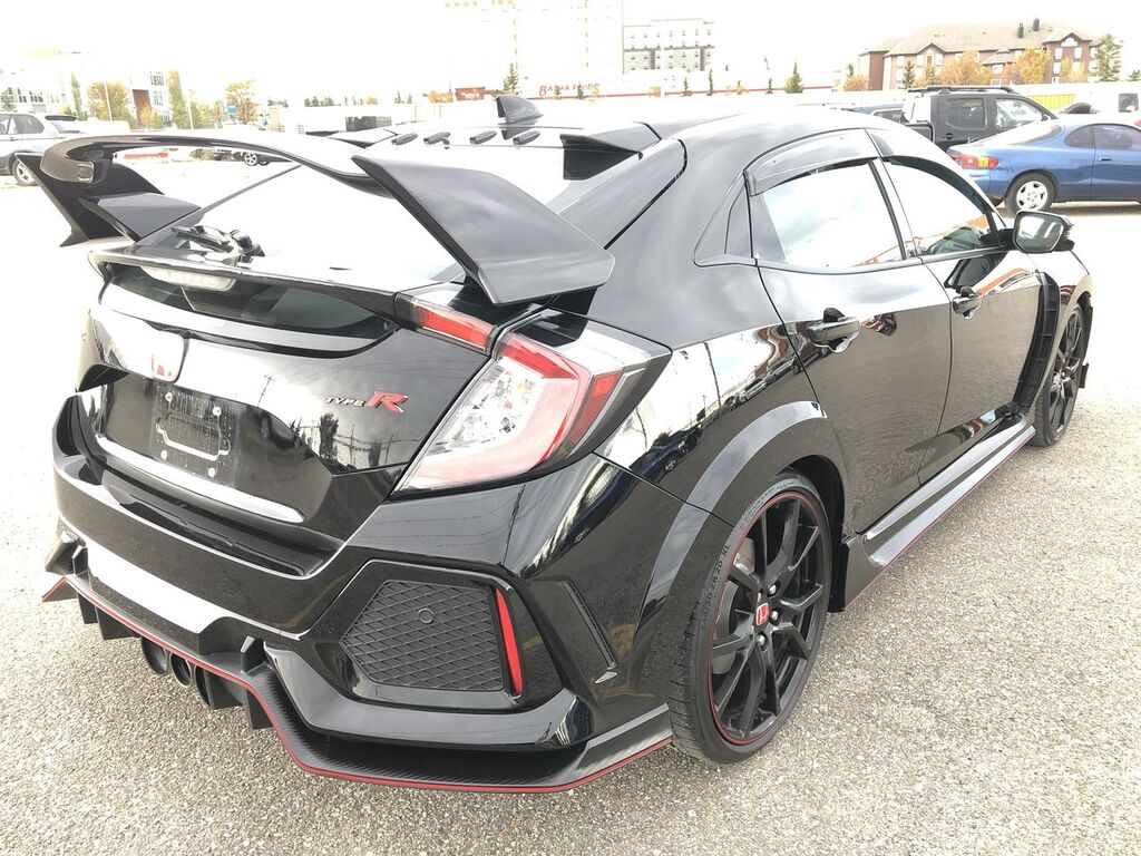 Pre-Owned 2017 Honda Civic Type R / Navi / Back up cam