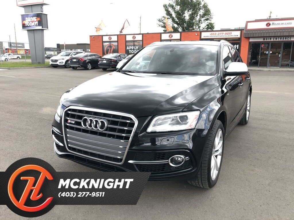 Pre-Owned 2014 Audi SQ5 3.0 Technik / Leather / Roof / Cam / Navi