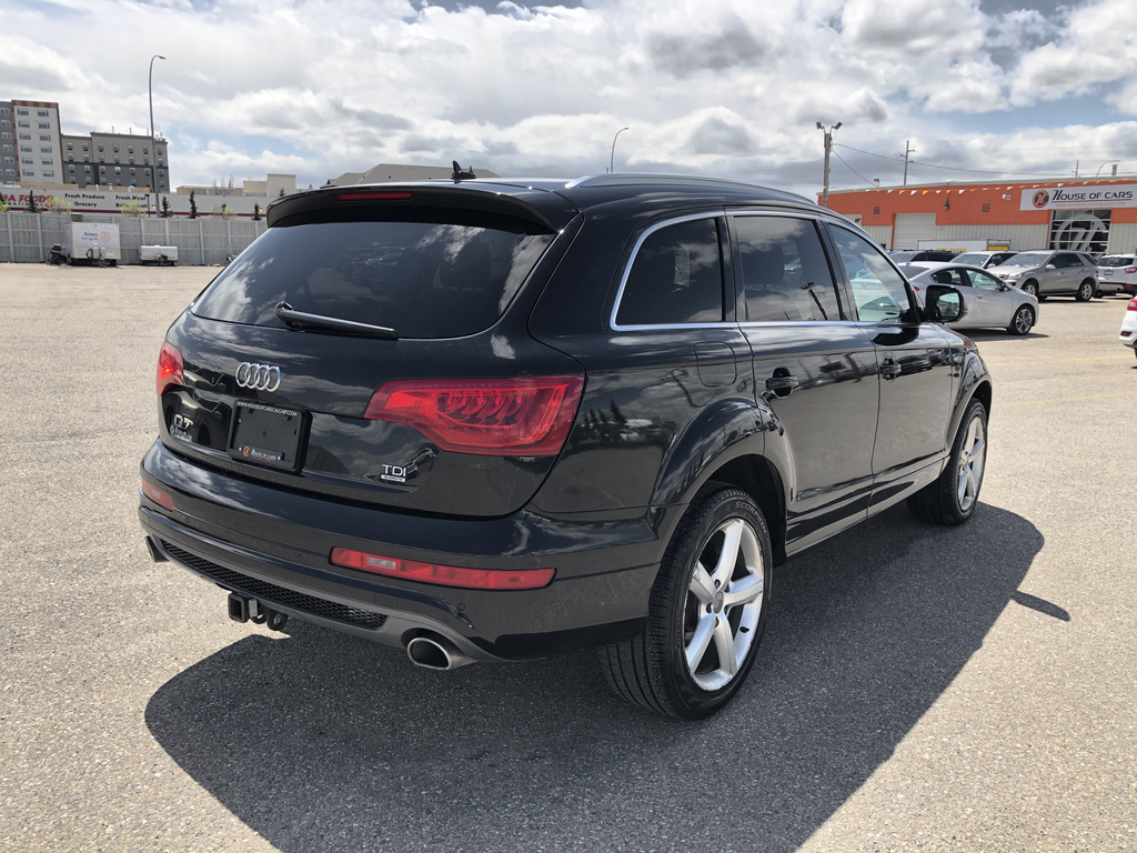 Pre-Owned 2013 Audi Q7 Premium / Diesel / Navi / Heated Leather Seats