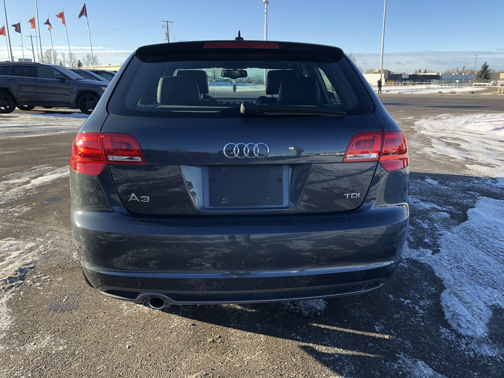 Pre-Owned 2013 Audi A3 Leather / Sunroof
