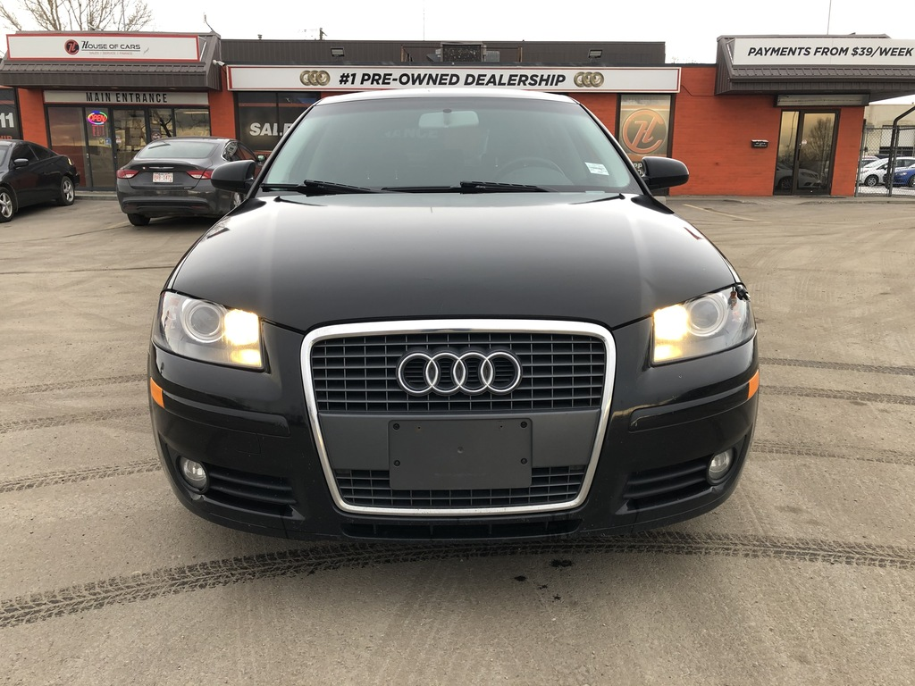 Pre-Owned 2006 Audi A3 Leather