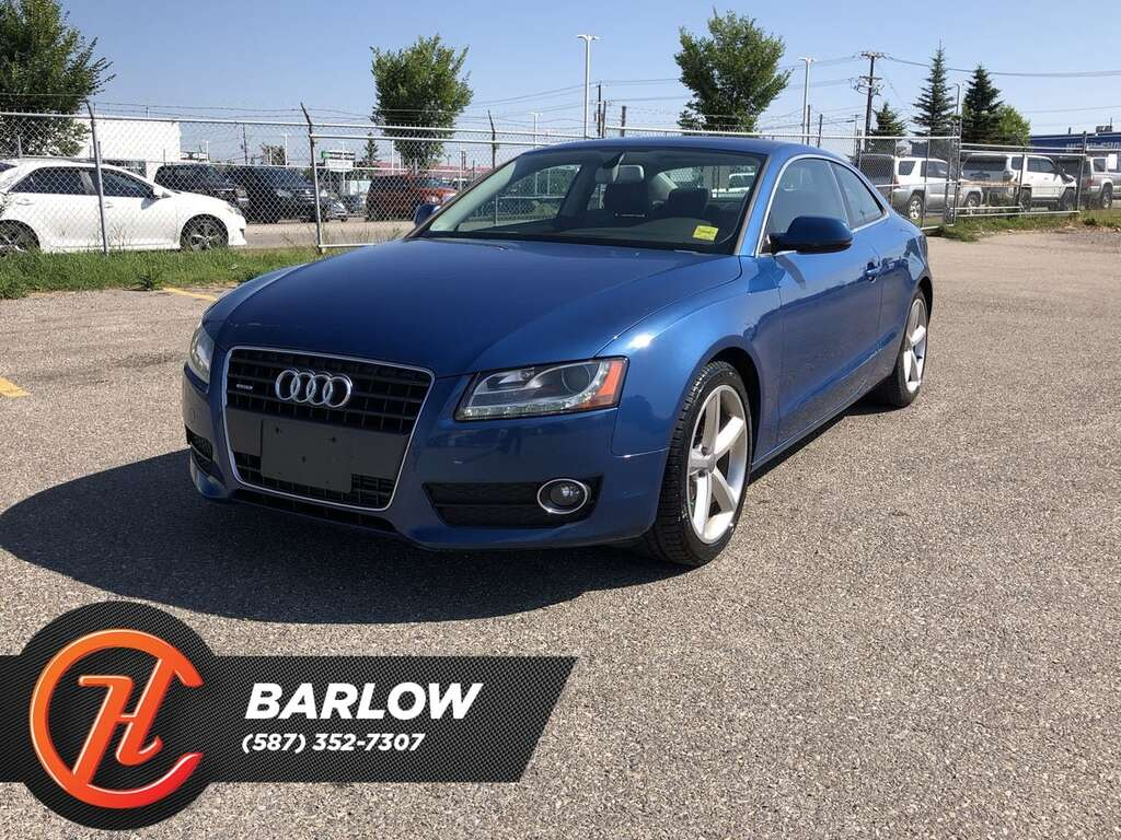Pre-Owned 2010 Audi A5 2.0T /