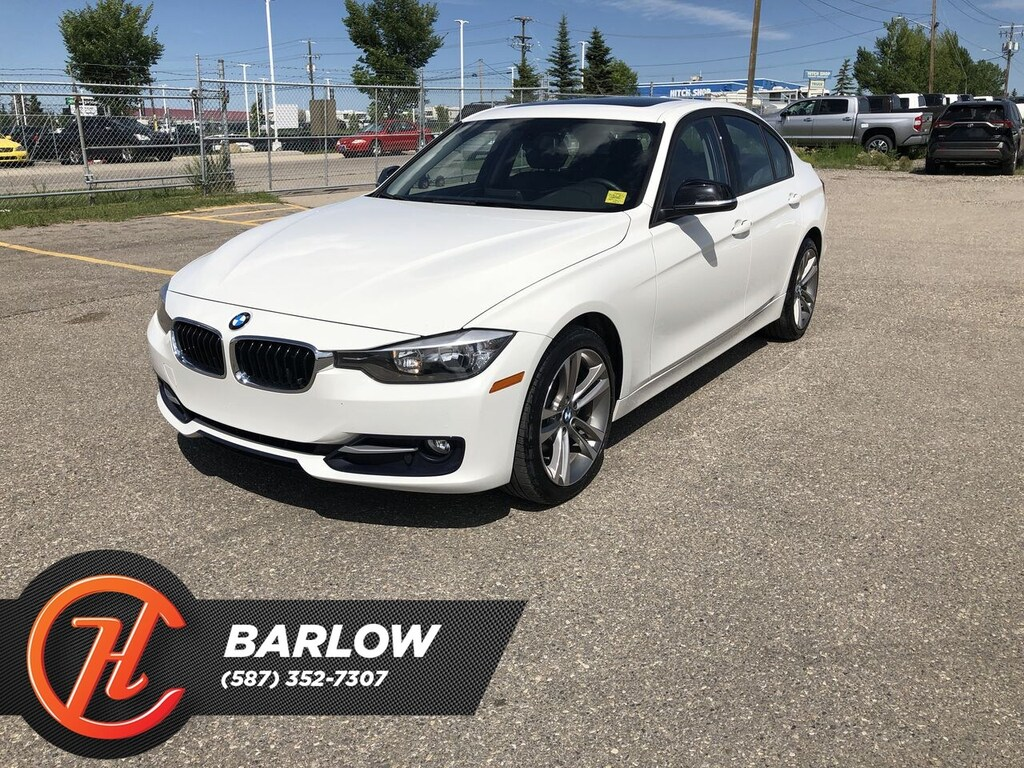 Pre-Owned 2015 BMW 320I xDrive / Sunroof / Bluetooth