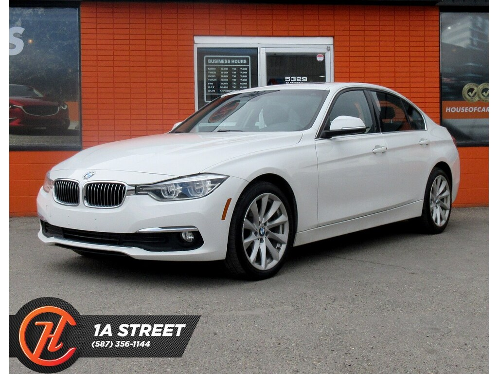 BMW Pre Owned >> Pre Owned 2017 Bmw 320i 3 Series Nav Heated Seats Sport And Eco More Awd