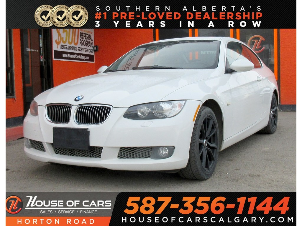Pre-Owned 2009 BMW 335i xDrive/PS/SUNROOF/MORE