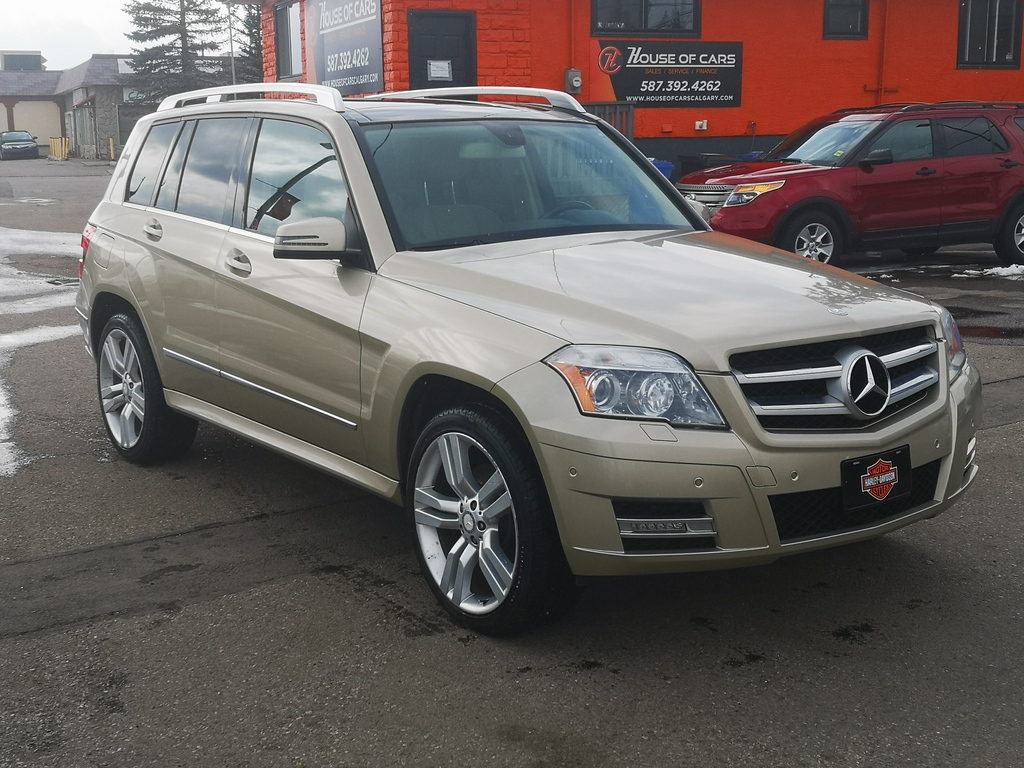 Pre-Owned 2011 Mercedes-Benz GLK 4MATIC 4dr GLK350