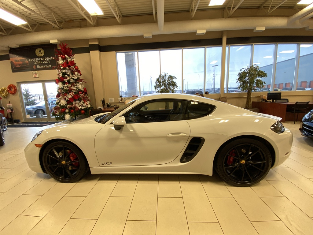 Pre-Owned 2018 Porsche 718 Cayman GTS Coupe
