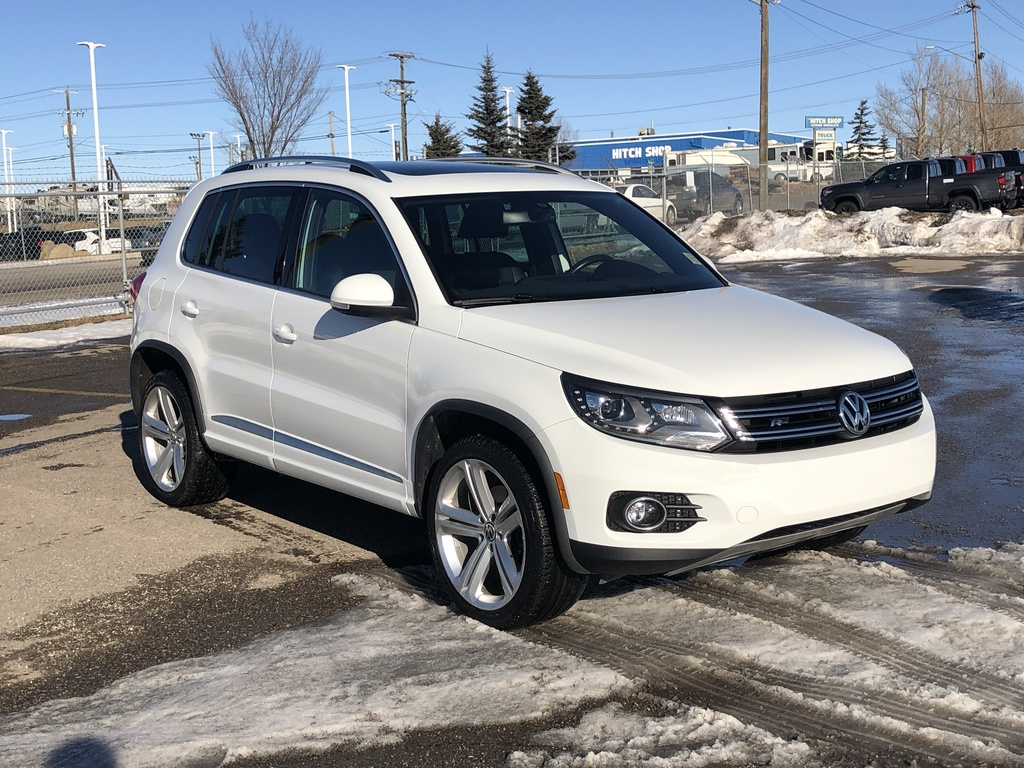Pre-Owned 2016 Volkswagen Tiguan 4MOTION 4dr Auto Highline