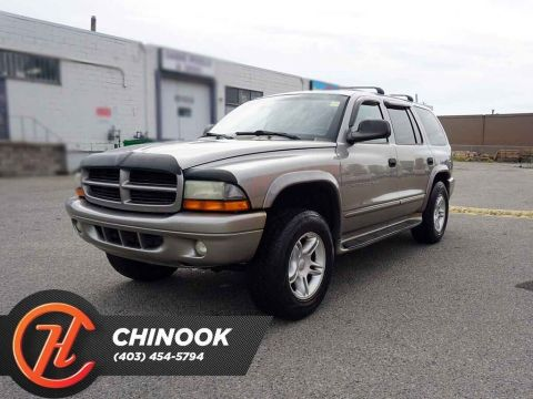 Pre-Owned 2001 Dodge Durango R/T w/ Leather,Heated Seats