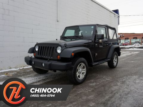Pre-Owned 2013 Jeep Wrangler 4WD 2dr Sport