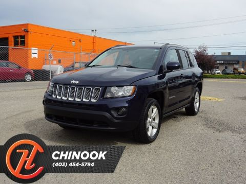 Pre-Owned 2015 Jeep Compass Sport/North APPLY TODAY DRIVE TODAY!