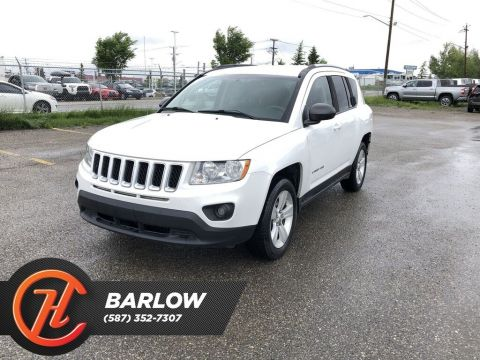 Pre-Owned 2013 Jeep Compass Sport/North