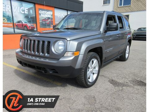 Pre-Owned 2012 Jeep Patriot FWD 4dr Sport
